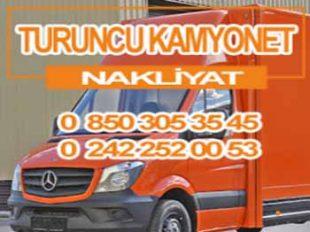 Antalya Kamyonet Nakliye Fiyatları