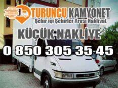 Antalya Saatlik Küçük Nakliye Aracı