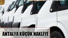 Antalya Küçük Nakliye