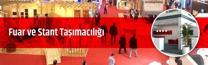 Antalya Fuar Expo Anfaş Nakliye Kamyonet