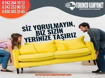 Antalya Evden Eve Taşımacılık