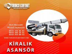 Antalya Asansör Kiralama Fiyatları