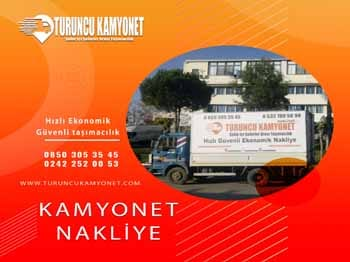 Antalya Kamyonet