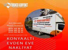 Antalya Konyaaltı Evden Eve Nakliyat