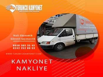 Antalya Kapalı Kasa Kamyonet
