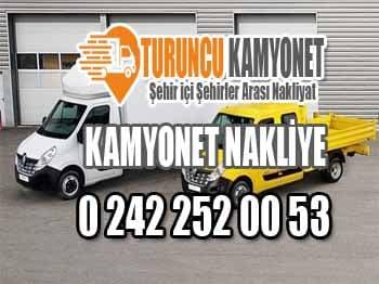 Antalya Kamyonet Nakliye