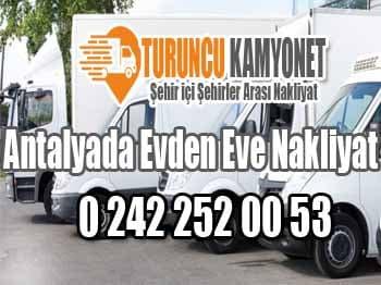Antalyada Evden Eve Nakliyat