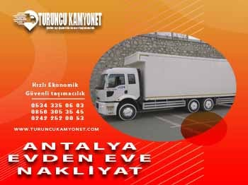 Antalya Asansörlü Taşımacılık