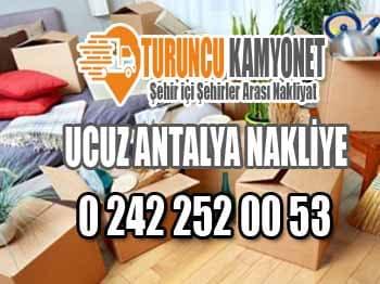 Ucuz Nakliye Antalya