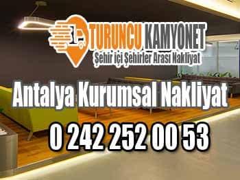 Antalya Kurumsal Nakliyat